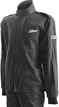 Zamp Mens Suit Single Layer Black X-Large