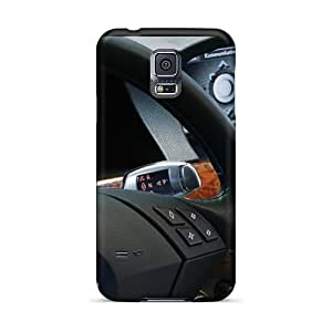 Tpu Case Cover For Galaxy S5 Strong Protect Case - Bmw Alpina B7 Dashboard Design