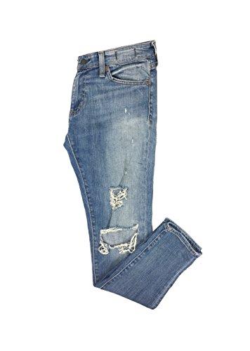 Denim Supply Ralph Lauren Women's Distressed Skinny Jeans (28W x 30L, Kayla) by Polo Ralph Lauren