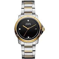 Relógio Vivara Feminino Aço Prateado e Dourado - DS13118R0B-4
