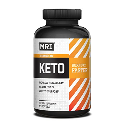 MRI Performance Keto, Thermogenic Softgels, 120-Count by MRI Performance