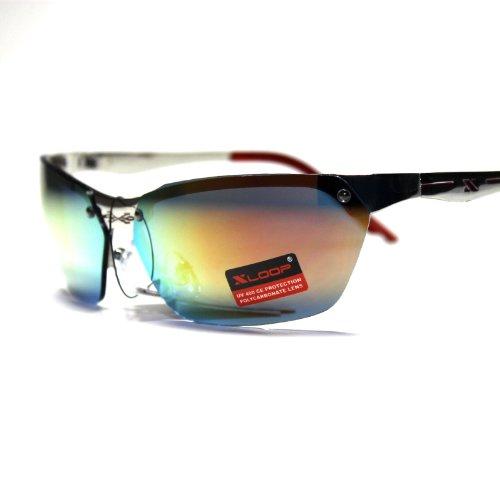 #XL33-S2 XLoop Eyewear Stylish Men's Sport Sunglasses