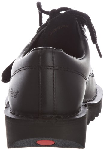 Kisses Kick Low - Zapatos de cordones Black
