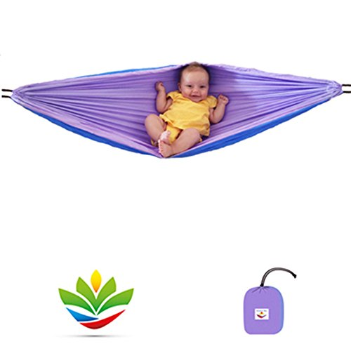 Hammock Bliss - Sky Baby Hammock Swing - The Ideal Solution for Putting Baby to Sleep – Fits Perfectly in Your Crib or Travel Cot – Rocking Motion Helps Get ()