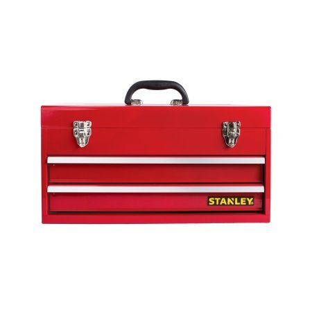 f0d95d5e074 STANLEY 101-Piece Universal Mechanics Tool Set with Metal Tool Box - -  Amazon.com