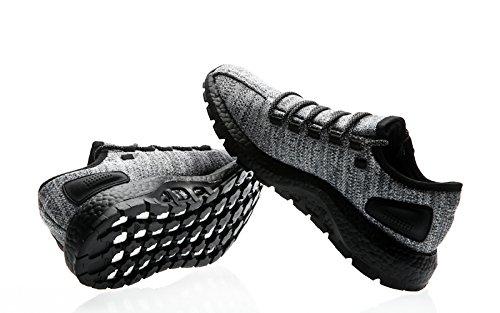 new product 0abf4 01093 ... Adidas De Los Hombres Puros A Impulsar Todos Los Zapatos De La Aptitud  Del Terreno Blancos ...