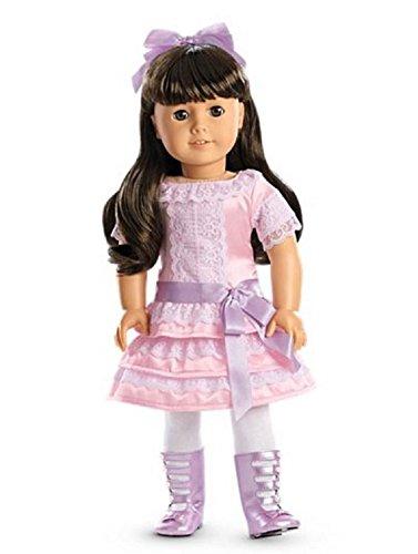 American Girl - Beforever Samantha - Samantha's Frilly Frock (American Girl Doll Parlor)