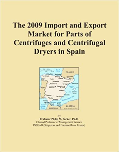Book The 2009 Import and Export Market for Parts of Centrifuges and Centrifugal Dryers in Spain