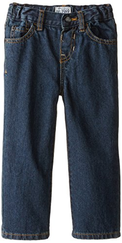The Children's Place Little Boys and Toddler Straight Leg Jean, Retro Vintage, 3T (Leg Tab Straight)