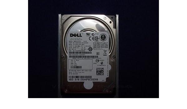 "Dell MBB2147RC 146GB SAS 10k 2.5/"" Hard Drive Dell Labeled"