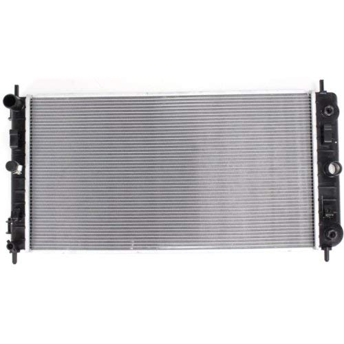 2008 Chevrolet Malibu Radiator - Garage-Pro Radiator for CHEVROLET MALIBU 2004-2010/G6 2005-2010/AURA 2007-2008 3.5L/3.9L Engine