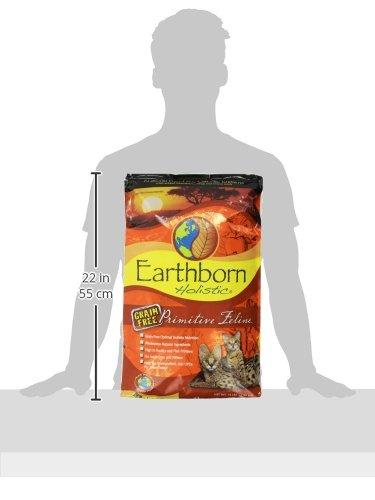 Earthborn Grain Free Primitive Feline 14 lbs by Earthborn Holistic (Image #7)