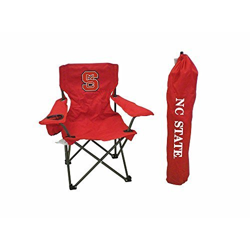 NCAA North Carolina State Wolfpack Youth Folding Chair With Carrying Case by Rivalry [並行輸入品] B00Y97XFFW
