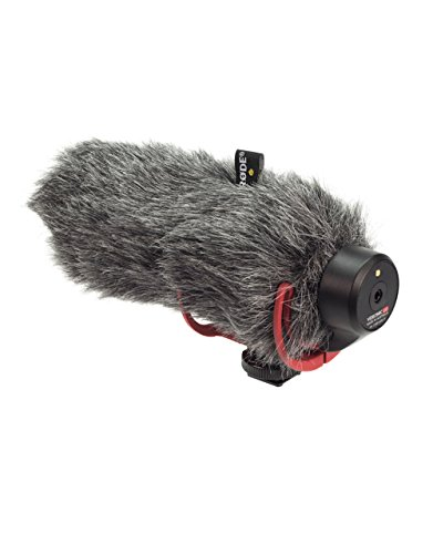 Grille Designed (Rode DDC-GO DeadCat Go Artificial Fur Wind Shield for VideoMic GO)