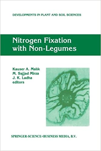 Nitrogen Fixation with Non-Legumes (Developments in Plant and Soil Sciences)