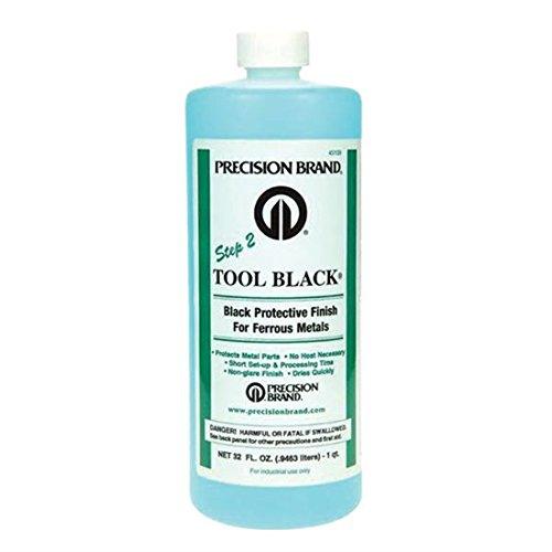 PRECISION BRAND Tool Black Accessories - Container Size: 1 qt MODEL : 45110