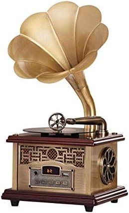 Classic Bluetooth Record Playe Phonograph American Creative
