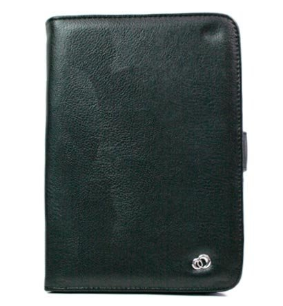 Kindle 3 & WiFi Version Melrose Series Leather Case with Magnetic Cover By CS Power