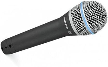 B000HQ89P0 Samson Q8 Professional Dynamic Vocal Microphone 41OwfAy6XhL.