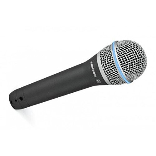 Samson Q8 Professional Dynamic Vocal - Vocal Microphone Dynamic Samson