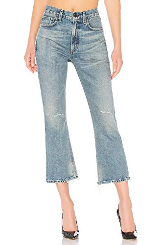 Citizens Humanity High Of Rise (Citizens of Humanity Premium Vintage Estella High Rise Ankle Flare Jeans in Freebird)