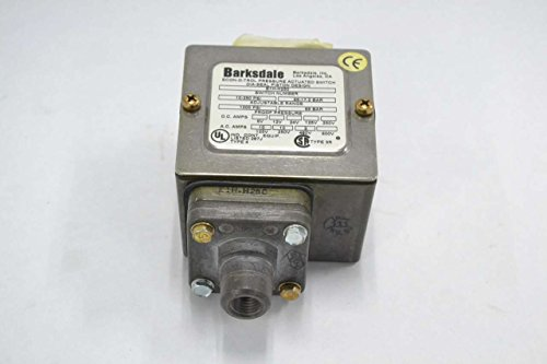 Barksdale E1HH250 10/250# Housed Pressure Switch