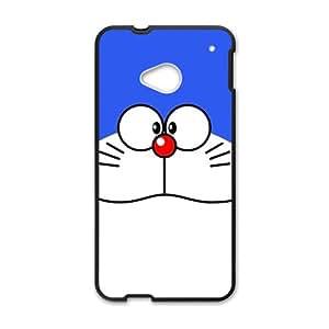 Doraemon Black Phone Case for HTC M7