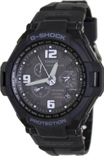 Casio G1400a 1adr G shock Aviation Multi function