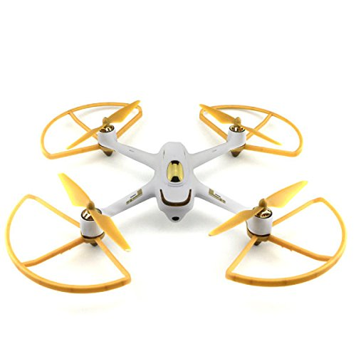 SICA Hubsan H501S X4 RC Quadcopter Spare Parts Upgraded Propeller Protector Protectio ( Gold )