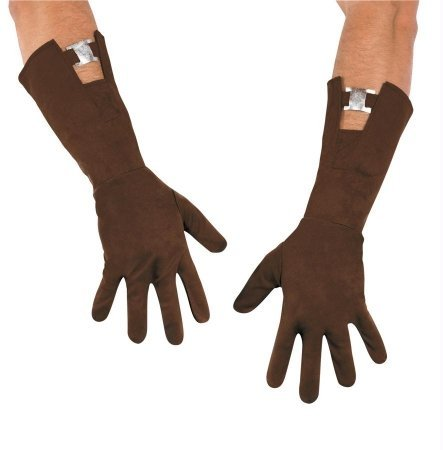 Captain America Movie Gloves -