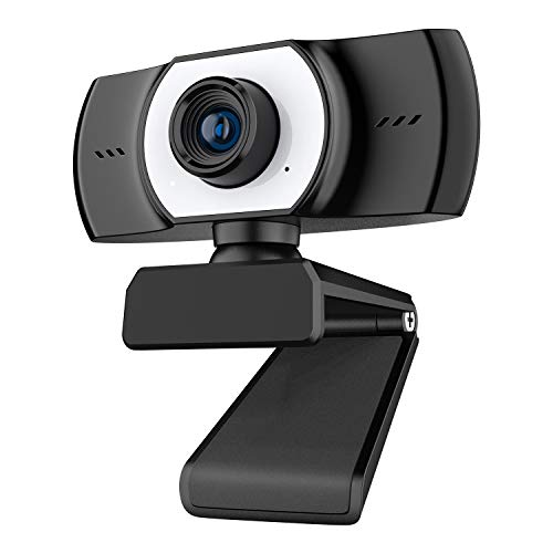 🥇 ieGeek – Webcam para PC con micrófono