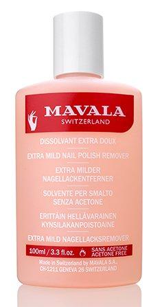 Mavala Remover Travel Size (Pink) - (Mavala Polish Remover)