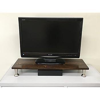 Amazon Com Ideas To Home Rustic Cottonwood Tv Riser Lcd