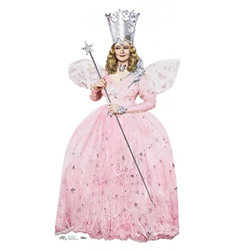 Glinda the Good Witch - The Wizard of Oz 75th Anniversary (1939) - Advanced Graphics Life Size Cardboard (Wizard Of Oz Characters Glinda)
