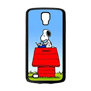 Design Snap-on Cute Cartoon Character Snoopy Picture Print Hard Plastic Protective Case Shell for Samsung Galaxy S4 Active i9295 Cover-5