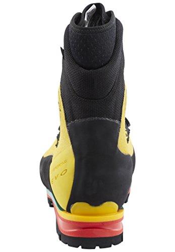 La Sportiva Nepal Evo GTX–Scarpe da Arrampicata Unisex, Colore: Giallo, Taglia 47.5