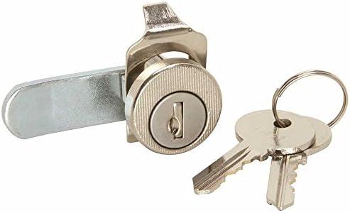 NATIONAL BRAND ALTERNATIVE 808223 Mailbox Lock, Cutler