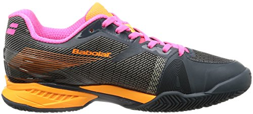 Zapatilla De Padel Babolat Jet Clay W-38,5: Amazon.es ...
