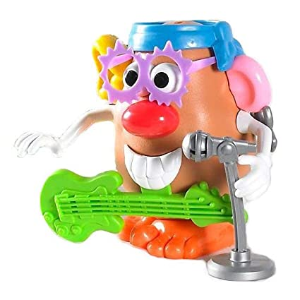 Playskool Mr. Potato Head Superstar Spud RED by Playskool: Amazon ...