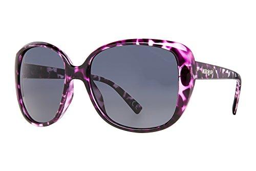 Anarchy Eyewear Women's Angel Synne, Shiny Purple - Angel Eyewear