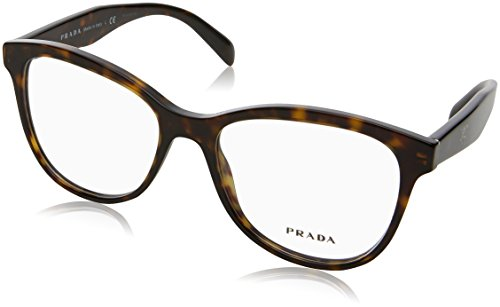 Prada Women's PR 12TV Eyeglasses 53mm