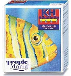 Tropic Marin ATM28070 Saltwater KH Test Kit for Aquarium