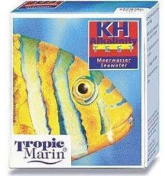 Tropic Marin ATM28070 Saltwater KH Test Kit for Aquarium