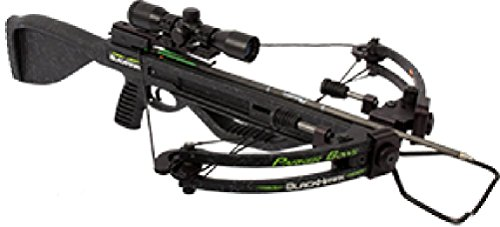 Parker Bows 2016 Blackhawk Crossbow Package With Illuminated