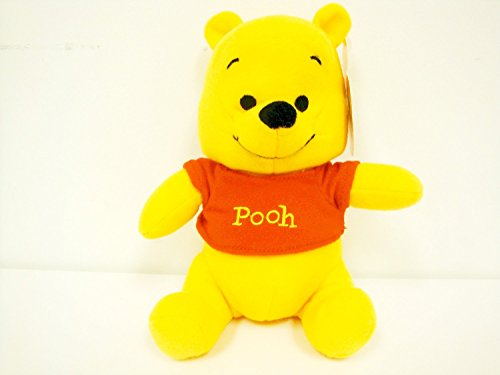Disney Winnie the Pooh Soft Beanbag Plush Doll 7 inches from Just Play