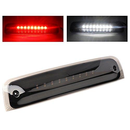 Dodge Ram Third Brake Light For 1500 2500 3500 2011 2016 Waterproof High Mount 3Rd Brake Lamp Reverse Light Smoke Lens