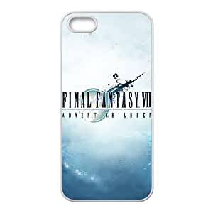 sephiroth iPhone 5 5s Cell Phone Case White SA9756142