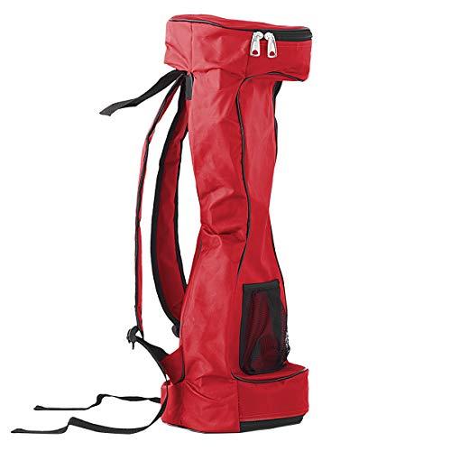 Easycosy 6.5 Waterproof Hoverboard Backpack Bag Two Wheels Self Balancing Smart Board Handbag Electric Scooter Carrying Bag with Adjustable Shoulder Straps Storage Mesh Pocket