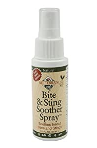 All Terrain Bite and Sting Natural Soother Spray, 2-Ounce
