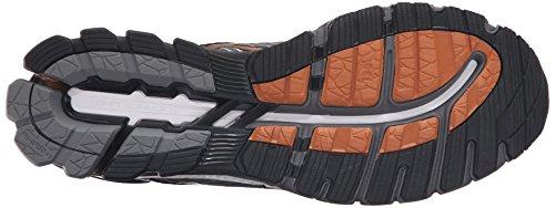 Chaussure De Course Gel-kinsei 6 Asics Mens Carbone / Cuivre / Noir